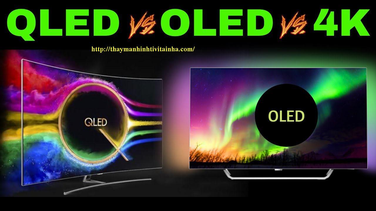 giá thay màn hình tivi samsung qled tại nhà